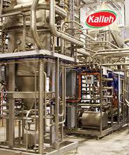 Milk Refinery of Kalleh