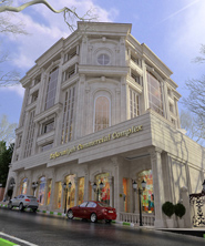 Zafaraniyeh complex